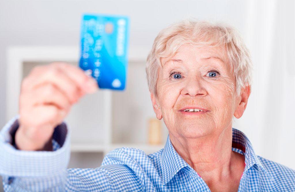 Как перевести получение пенсии из банка на почту
